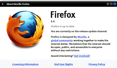 Download Firefox 9.0 Now