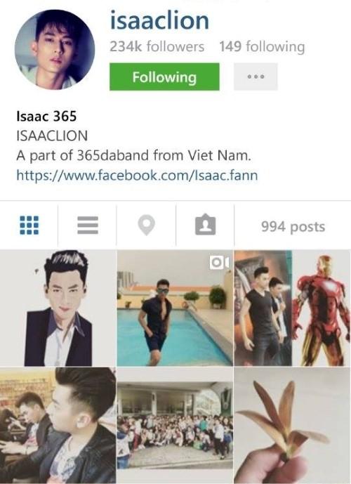 Top 5 sao Việt có lượng follow nhiều nhất trên instagram10
