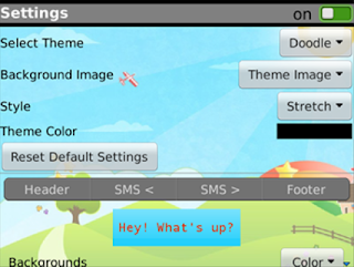 Best viewer and composer for BBM with awesome HD Themes v1.2