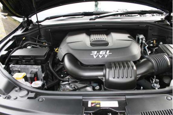 Jeep Grand Cherokee 2013 comes with a V6 or a V8