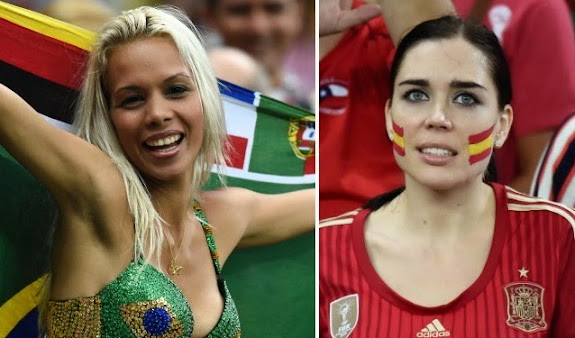 30 Photos Of Hot Female Fans World Cup 2014-7950