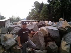 Bahan batu alam palimanan