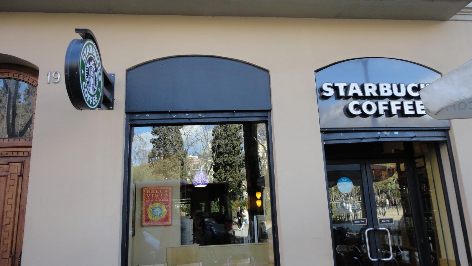 Mi Starbucks Coffee Visitados