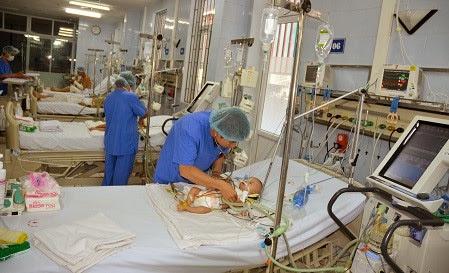 Phẫu thuật thành công 3 ca dị tật tim bẩm sinh  phức tạp nhất