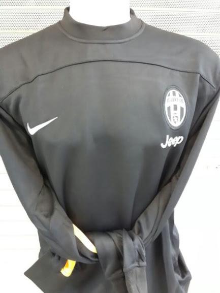 Jual Sweater Juventus Hitam Terbaru 2014