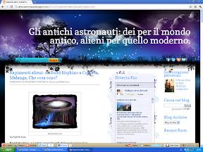 """Altro Blog: """"Gli antichi astronauti: dèi per il mondo antico, alieni per quello moderno."""""""