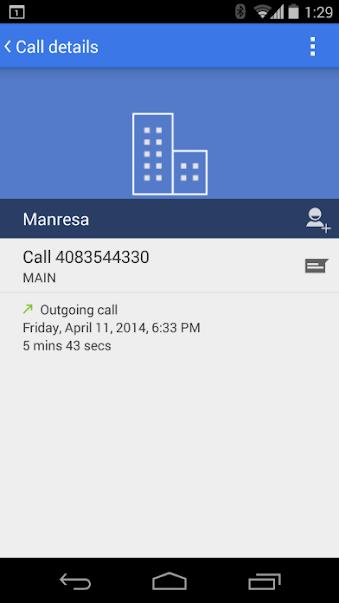 Google Dialer App