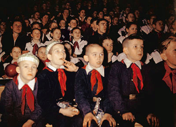 праздник, новый год, ссср, история, музей детства, XX век
