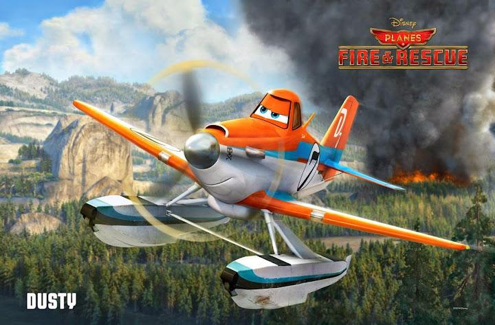 Αεροπλάνα 2: Ιπτάμενοι Πυροσβέστες (Planes: Fire and Rescue) Wallpaper