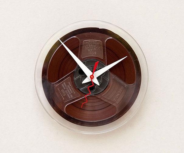 """2 Pcs 16/"""" DIY Long Clock Hands Large Wall Clocks Quartz Movement Black Silver"""