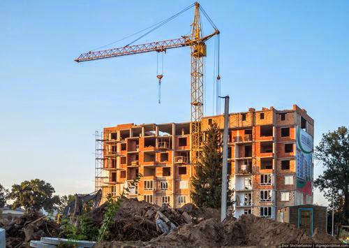 Строительство в парке Гагарина могут остановить. ФОТО ...: http://zhzh.info/news/2014-11-19-21536