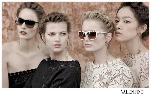 VALENTINO sunglasses 2012