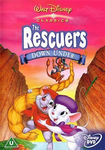 Nhân Viên Cứu Hộ 2 - The Rescuers Down Under poster