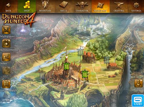 Đánh giá tổng quan game Dungeon Hunter 4 3