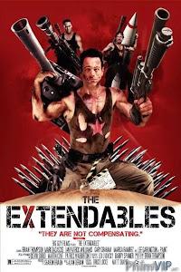 Hậu Trường Siêu Bựa - The Extendables poster