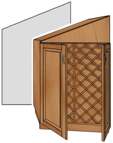 ElementsCAD - Beispiel Weinregal