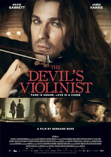 Poster Of English Movie The Devil's Violinist (2013) Free Download Full New Hollywood Movie Watch Online At alldownloads4u.com