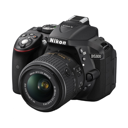 Nikon D5300 24.2 MP CMOS Digital SLR Camera - Image - image