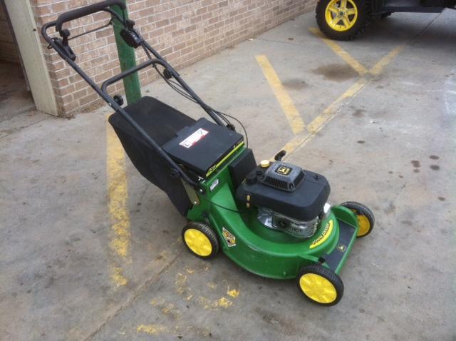 John Deere Jx75 Commercial Lawn Push Mower