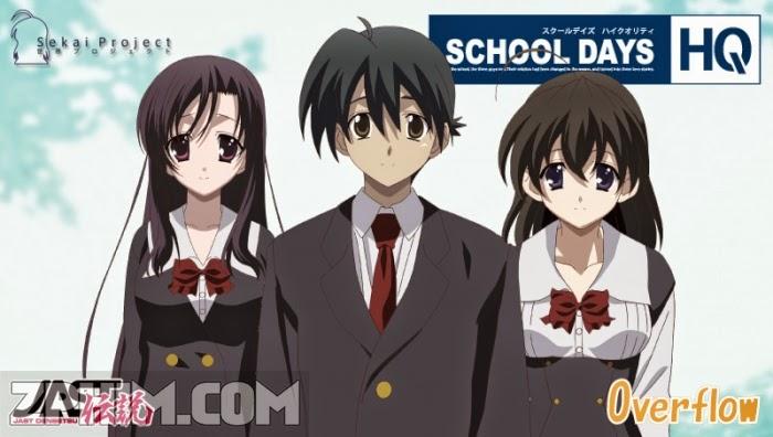 Ảnh trong phim Ác Mộng Học Đường - School Days 1