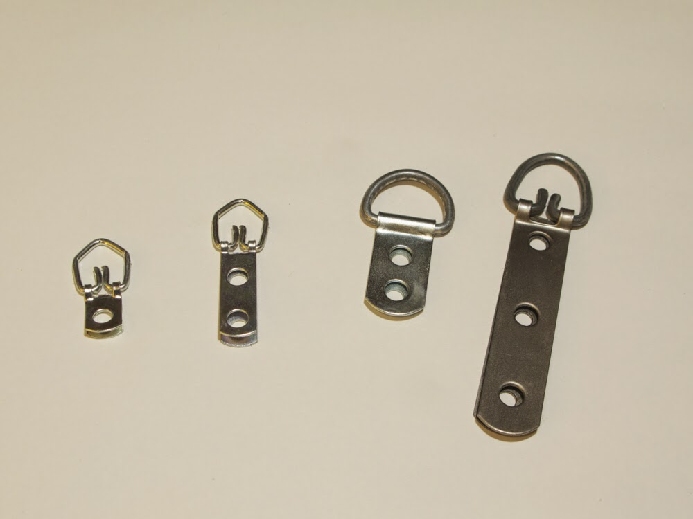 Frame Notes: D-Rings, or strap hangers