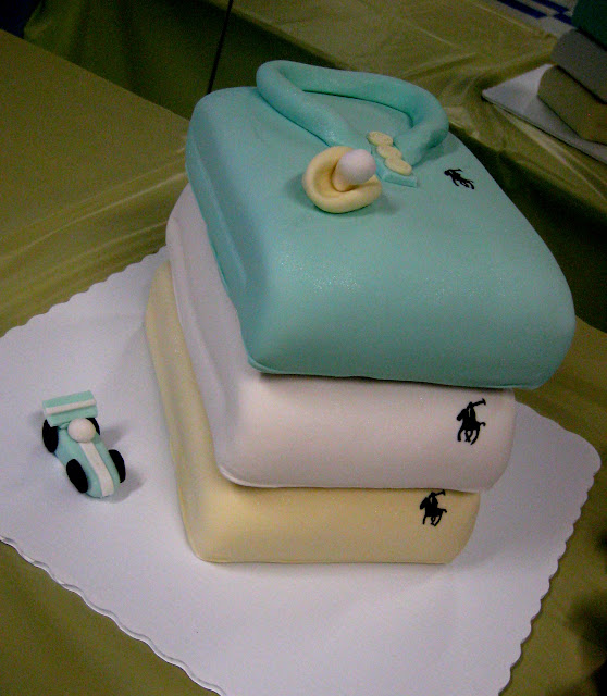 heavenly bites cakes polo baby shower