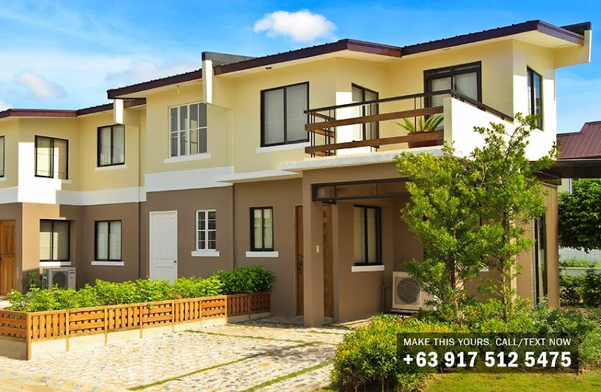 Alice House Model - Lancaster New City House for Sale General Trias Cavite