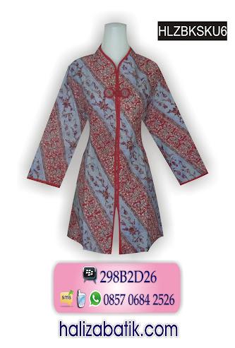 grosir batik pekalongan, Busana Batik Modern, Busana Batik, Baju Batik Terbaru