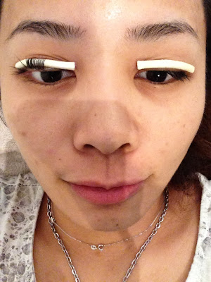 eyelash curler gone wrong. my eyelashes are healthy and hard, so it normally (really base on luck) won\u0027t work for the first time, where i have to perm second time eyelash curler gone wrong