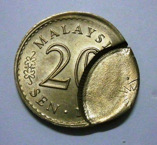 BROCKAGES-FULL & PARTIAL ERROR COINS | Error coins