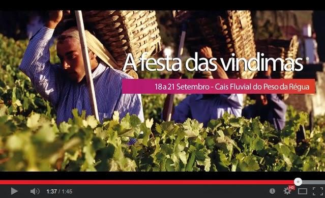 Primeiro Wine Fest do Douro Vinhateiro - Régua