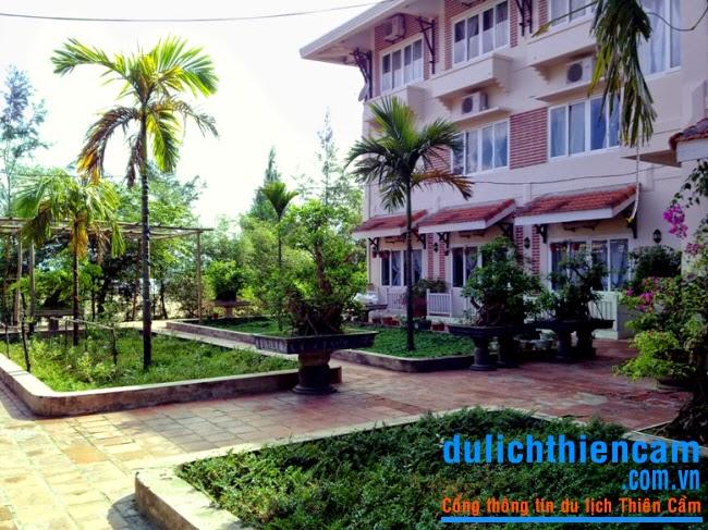 Khách sạn Sao Mai - Thiên Cầm