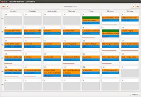 Calendar-Indicator 0.2.0 acerca Google Calendar a Ubuntu Saucy Salamander