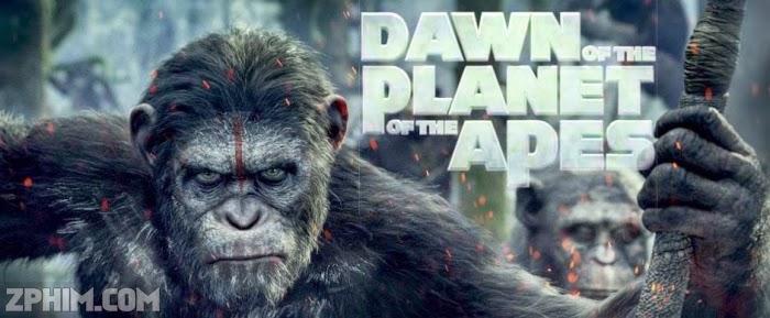 Ảnh trong phim Sự Khởi Đầu Của Hành Tinh Khỉ - Dawn of the Planet of the Apes 1