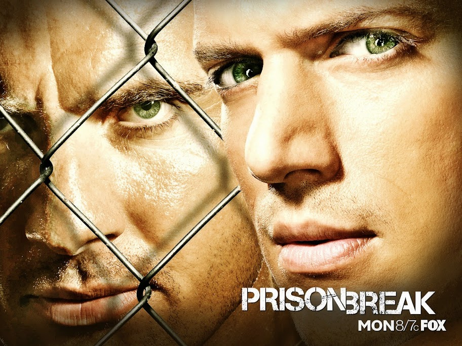 Prison Break Todas as Temporada Torrent