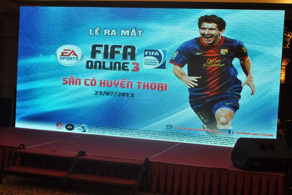 FIFA Online 3 đã có giấy phép phát hành tại Việt Nam 1