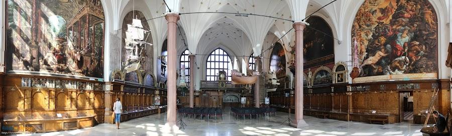 Dwór Artusa w Gdańsku