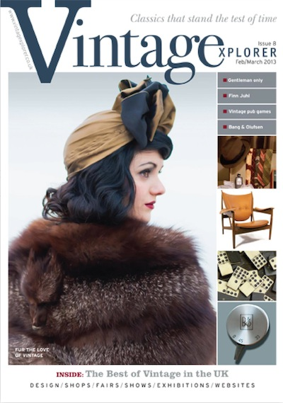 Vintagexplorer Feb/Mar 2013