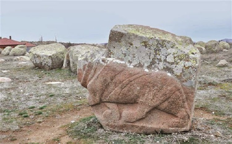 Near East: Hittite site to become an open-air museum