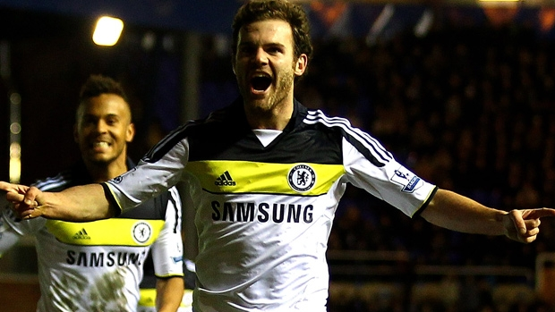 Juan Mata, Birmingham - Chelsea