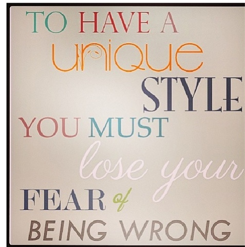 Style Inspirational Quotes - Fashion +1 with lynllel