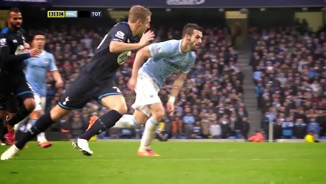 Negredo, Manchester City - Tottenham