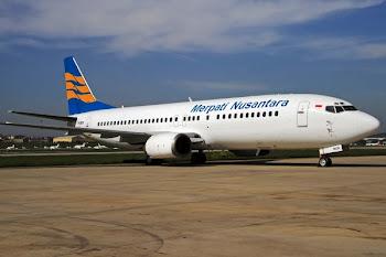 Merpati Nusantara Airlines. ZonaAero