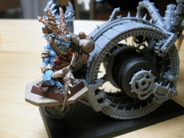 chaos - Black Dwarfs Engine of chaos SANY0733