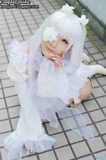 rozen maiden träumend cosplay - kirakishou