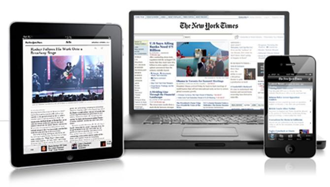 The New York Times & iPad