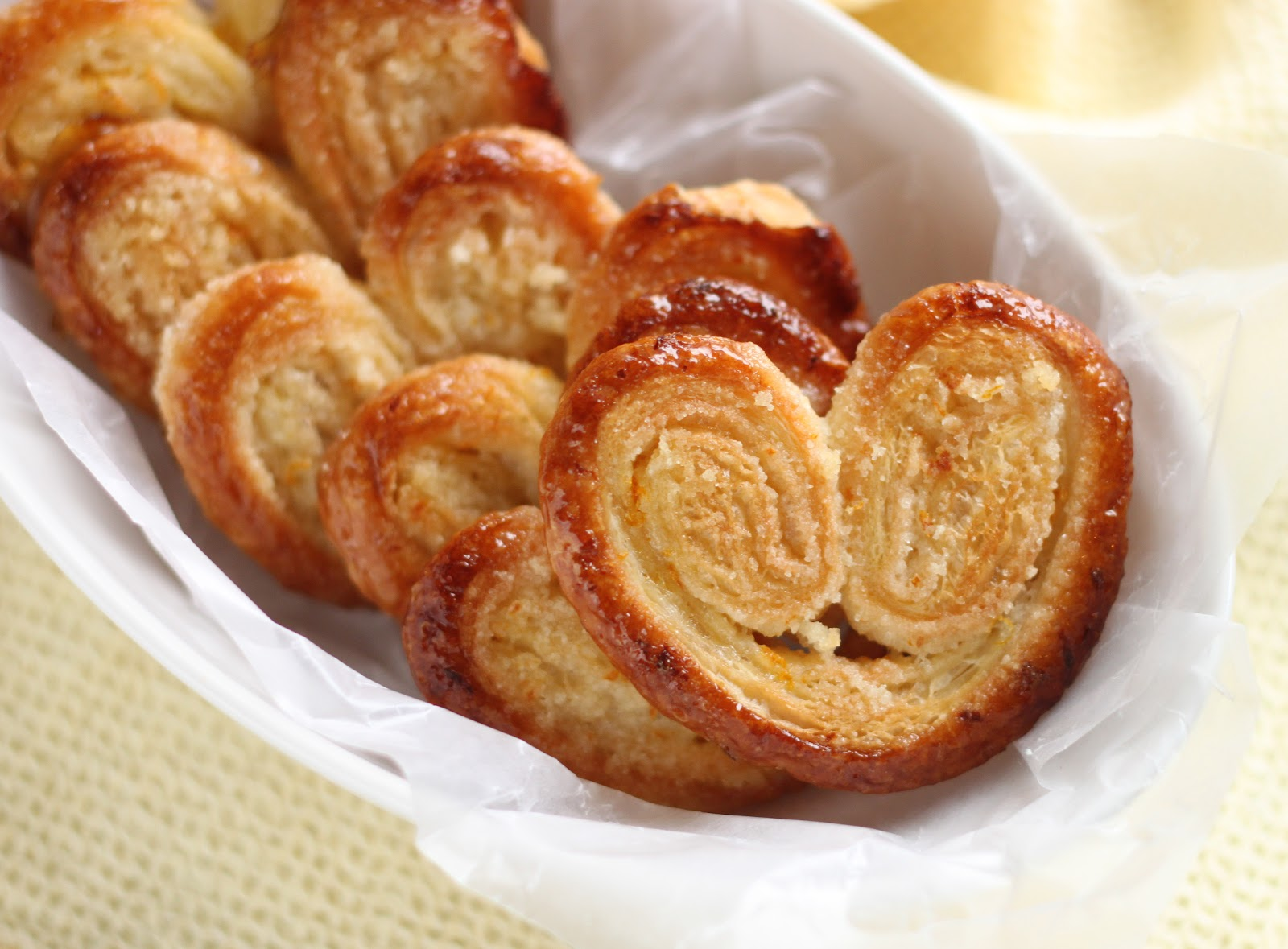 The cilantropist citrus palmiers for frosting for the cause - Palmier en 5 lettres ...