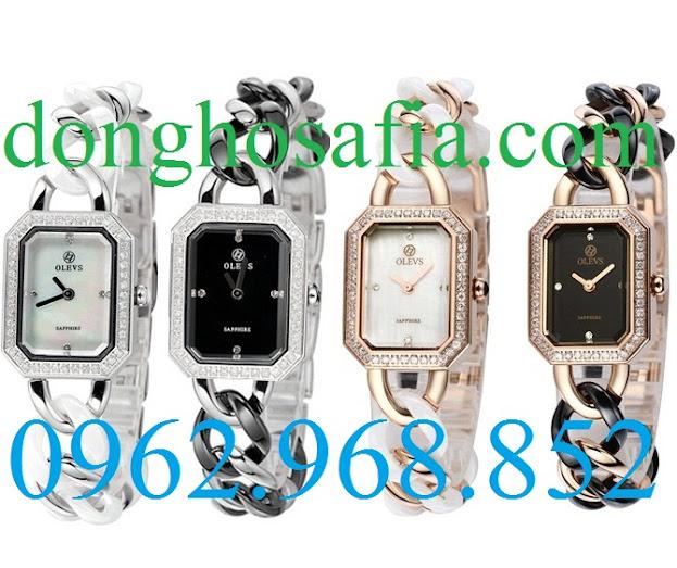 Đồng hồ nữ Olevs L108
