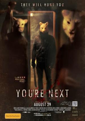 Filme Poster Você é o Próximo WEBRip XviD & RMVB Legendado