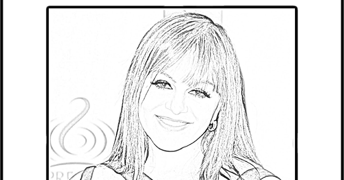 Jenni Rivera coloring pages Coloring
